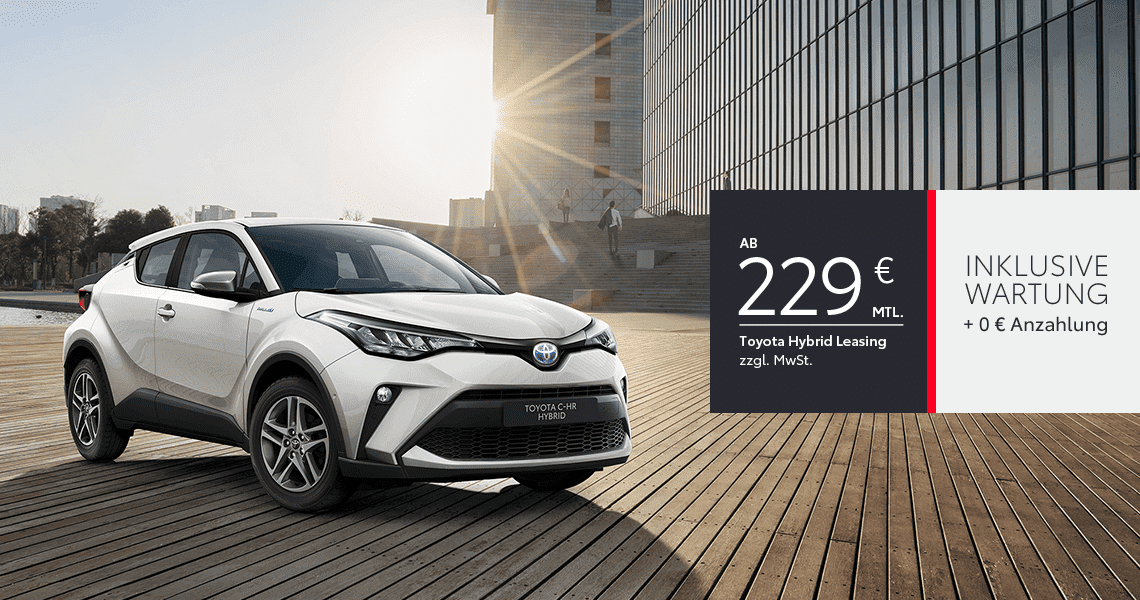 Toyota C-HR Business Edition