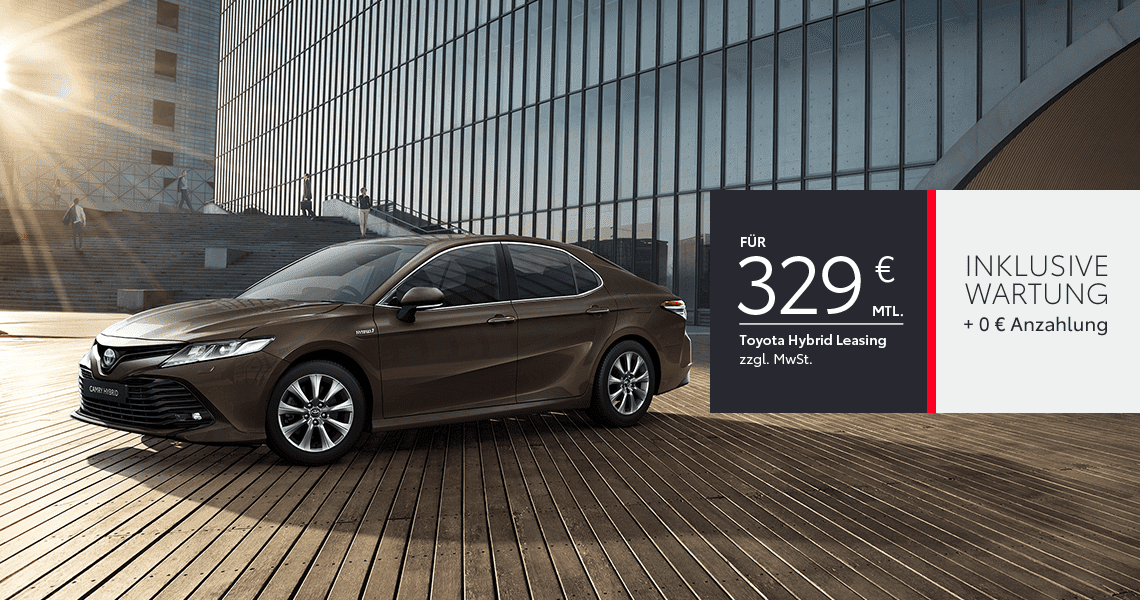 Toyota Camry Hybrid Business Edition