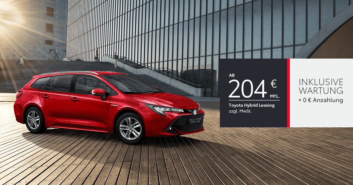 Toyota Corolla Touring Sports Hybrid Business Edition