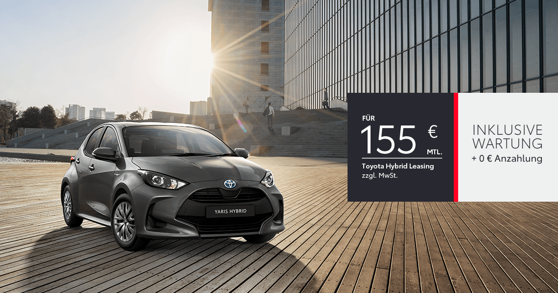 Toyota Yaris Hybrid Business Edition
